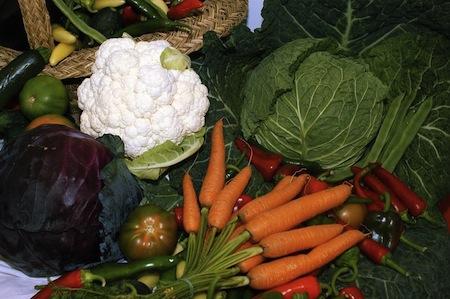 Las verduras mas saludables