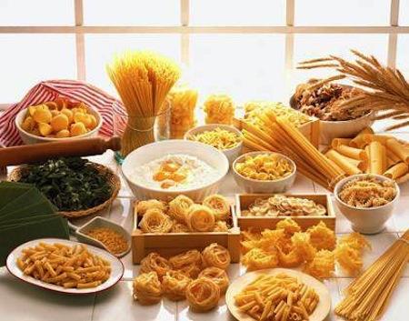 Los Cereales integrales en la Dieta