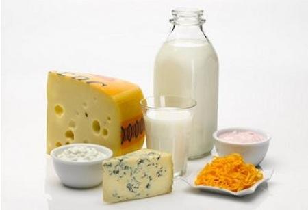 Los lácteos y sus componentes nutritivos