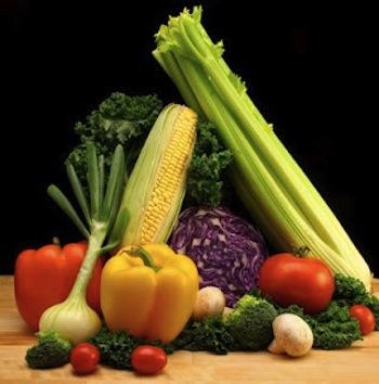 Los vegetales crudos y sus beneficios