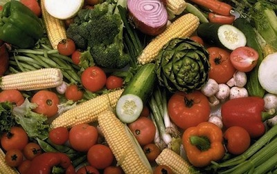 Los vegetales y la salud