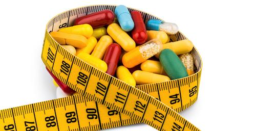 No a las pastillas para Adelgazar 2