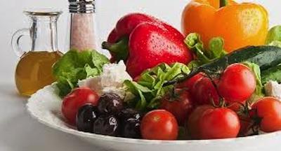 Nutrientes de la dieta Mediterranea