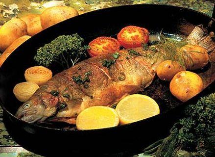 PESCADO Ayuda el pescado a bajar de peso