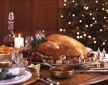 Para no engordar en Navidad