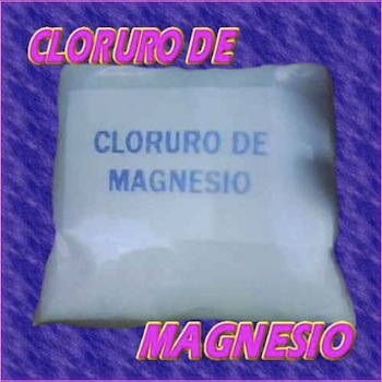 Propiedades del Cloruro de Magnesio