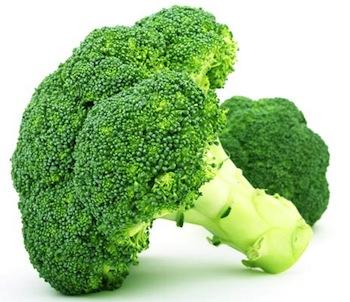 Propiedades del brocoli para adelgazar