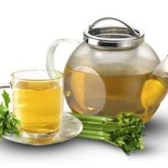 Receta de té de apio para bajar de peso