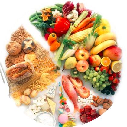 Saber combinar los Alimentos