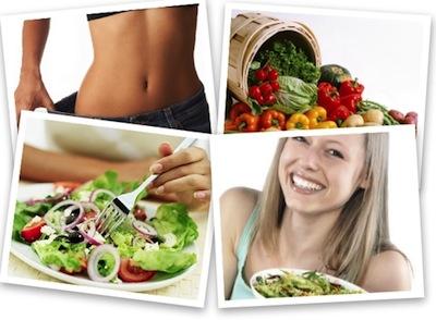 Siga la Dieta correcta