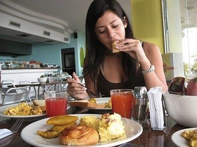 Subir de peso con una buena dieta
