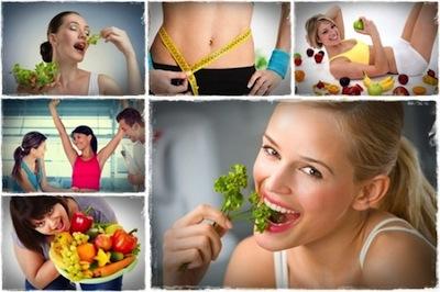 como bajar de peso sin dieta en una semana