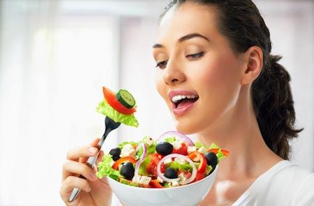 Vegetales para mantenerte en forma