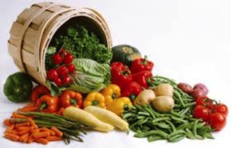 Vegetales ricos en Proteinas