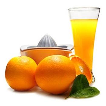 Zumo de Melon y Naranja para adelgazar