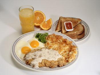 Desayuno para adelgazar - Desayunos en casa ...