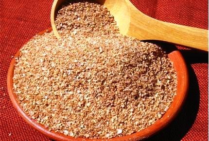 salvado tostado Salvado de trigo para Adelgazar